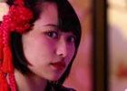 「戦国ASURA」動画モデルオーディショングランプリの柳瀬蓉さん出演のCMが渋谷の大型ビジョンで放映!