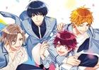「A3!」の主題歌CD「MANKAI☆開花宣言」が日本レコード協会よりゴールドディスクに認定!記念のゲーム内ダイヤがプレゼント
