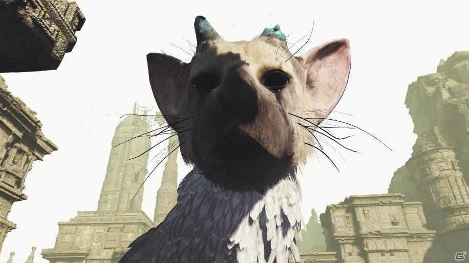 目前に現れたトリコの存在感に、思わず後ずさり―「人喰いの大鷲トリコ」の世界をこれ以上ないほどに堪能できる「人喰いの大鷲トリコ VR Demo」インプレッション