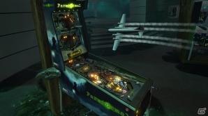 ピンボールゲームの先駆者Zen Studiosが送る全く新しいVRピンボールゲーム「Pinball FX2 VR」の配信が開始!