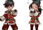 「BRAVELY DEFAULT FAIRY'S EFFECT」ログインボーナスとして最大150個ミスリルがもらえる!第2弾クリスマスキャンペーンスタート