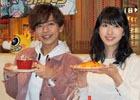 「パシャ★モンカフェ」がスイーツパラダイス 丸井錦糸町店にオープン!たくぽんさん、日比美思さんによるコラボメニュー試食会をレポート