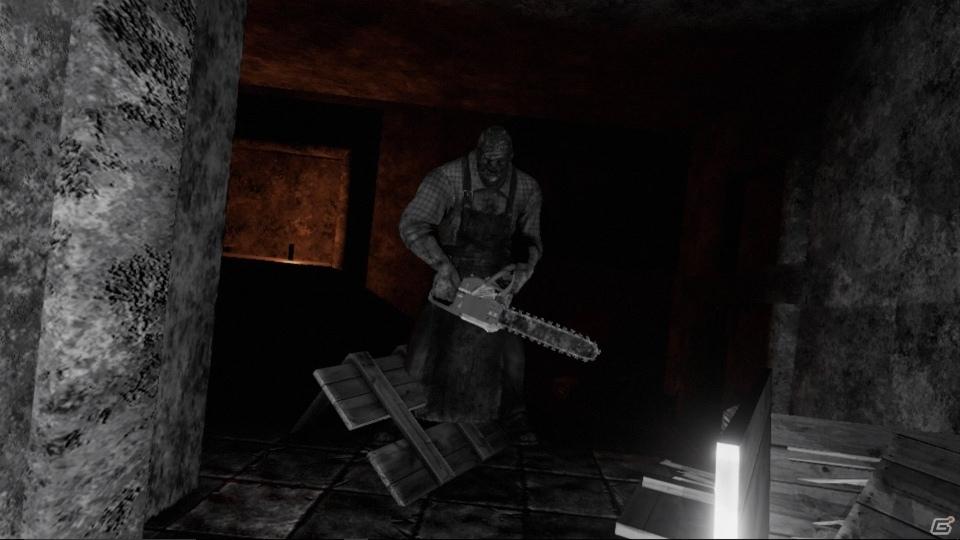 2Pモードで友人もろとも暗闇の恐怖を味わうステルスホラー「CHAINMAN」がPS VR向けに配信開始