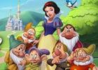 iOS/Android「ディズニー マジックキングダムズ」映画公開80周年を記念して「白雪姫」が登場!雪化粧したパーク白雪姫たちを仲間にしよう