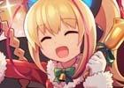 Switch「蒼き雷霆 ガンヴォルト ストライカーパック」2日間だけ遊べる特別なゲームモード「クリスマスモード」を紹介!壁紙も配布中