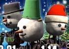 PS4/PC「フィギュアヘッズ」雪だるま風ヘッドが手に入るクリスマスミッションが出現!クリスマス限定モデル武器も復刻登場