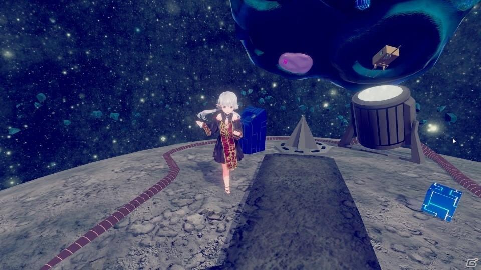 PS VR専用謎解きADV「星の欠片の物語、ひとかけら版」が1月26日配信決定―現在のVR環境のもどかしさを世界観に転化した意欲作