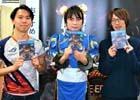 PS4「ストリートファイターV アーケードエディション」綾野P、ときど選手、マゴ選手が登場したトーナメント大会&体験会の公式レポートが到着