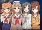 PC「World of Warships」TVアニメ「ハイスクール・フリート」コラボ第2弾がスタート!新たに4名のボイス付特別艦長が登場