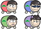 AC「太鼓の達人 イエローVer.」にて「おそ松さん」コラボが開始!全力バタンキューを遊んで6つ子のきせかえをゲットしよう