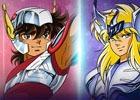 「LINE レンジャー」屈強な聖闘士たちがレンジャーに!「聖闘士星矢」コラボが開催