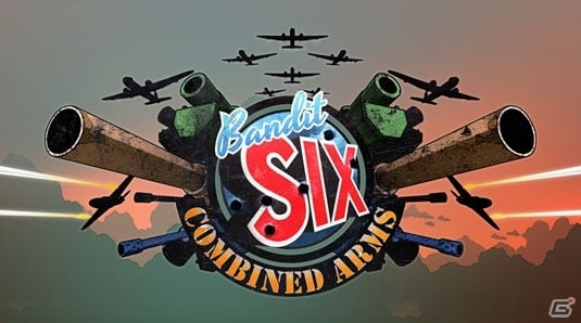 PS VR「Bandit six: Combined Arms」が配信開始―過酷な第二次世界大戦を体験する一人称視点シューターゲーム