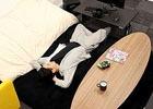 寝ながらゲームの最終形態!部屋がまるごとベッドになる極厚ウレタンラグで「ゲーミングフロア」を創出