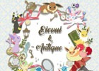 アンティークデザインの「イーブイ」たちが登場!「一番くじ Pokémon Eievui&Antique」が3月10日より順次販売開始