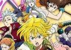 iOS/Android「セブンス・リバース」TVアニメ「七つの大罪 戒めの復活」とコラボが決定!記念キャンペーンも実施