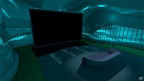 PS VR「シアタールームVR」2月28日よりβテスト第3弾を開始―3DCG映画「スターシップ・トゥルーパーズ レッドプラネット」が配信