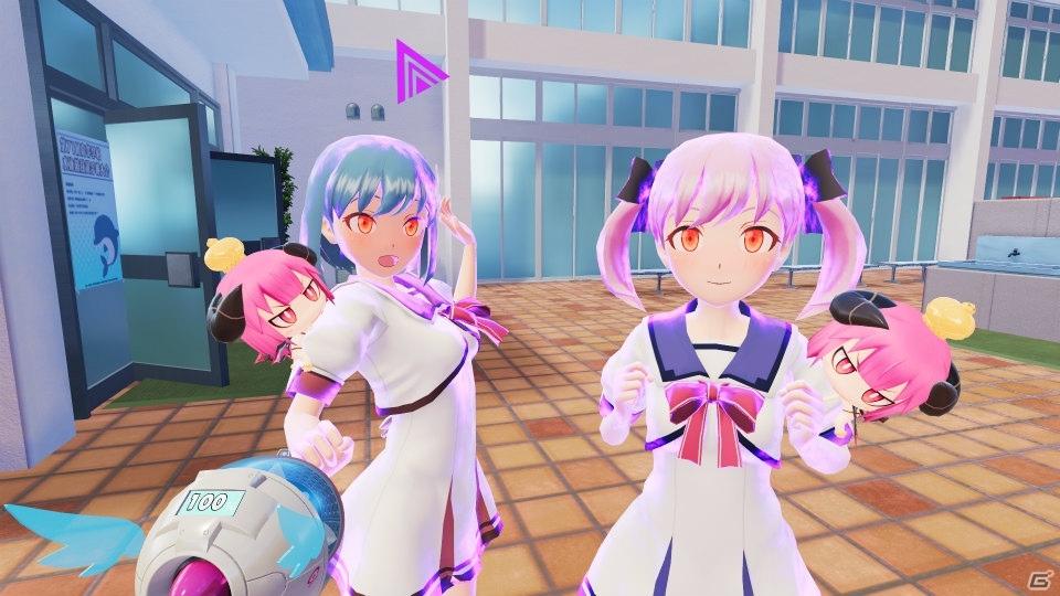 "PS4/Switch「ぎゃる☆がん2」""脱衣昇天""や""目がハート昇天""も!眼(ガン)シューティングの特徴を紹介"