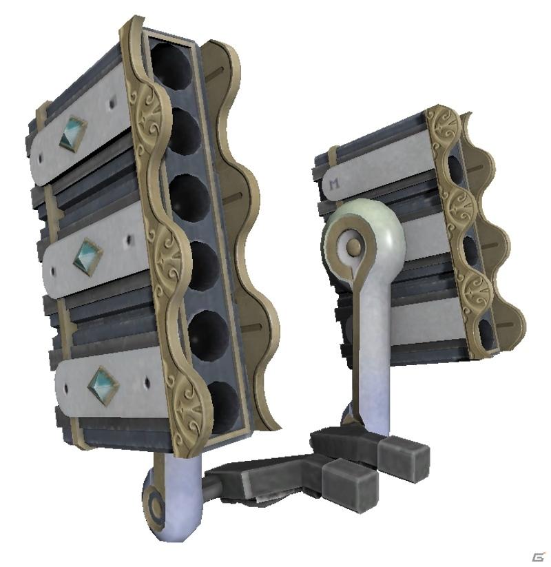 「フィギュアヘッズ」師木島重工製の新ハイエンドモデル武器4種が実装!新製品紹介ムービーも公開
