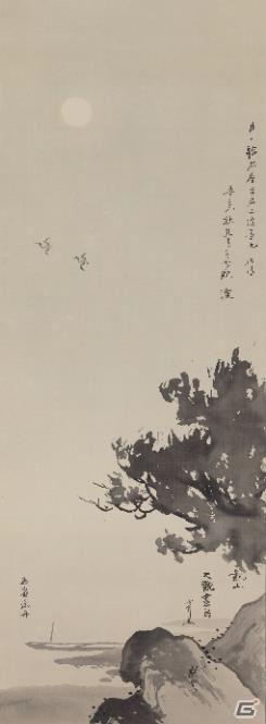 「生誕150年 横山大観展」×「明治東亰恋伽」コラボデザインのグッズ付き入場券が3月5日に発売!新キャラクター「横山大観」も登場