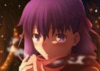 劇場版「Fate/stay night [Heaven's Feel]」I.presage flowerブルーレイ&DVDの武内崇氏描き下ろしジャケットイラストが公開!