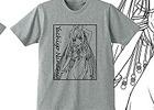 「マギアレコード 魔法少女まどか☆マギカ外伝」のラインアートTシャツが登場!受注受付もスタート