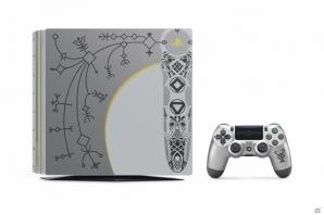 「PlayStation4 Pro ゴッド・オブ・ウォー リミテッドエディション」が数量限定で4月20日に発売!