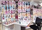 東急ハンズ関西・九州店舗で「アイドルマスター シンデレラガールズ」壁掛けパネル・卓上スタンド即売会が開催
