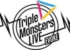 「トリプルモンスターズ」iOS版でのクローズドβテストが実施決定!ライブイベントのタイトルとロゴも発表