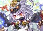iOS/Android「フルボッコヒーローズX」新ヒーロー★5「八咫烏」が出現するバレンタインガチャが開催!