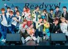 「Readyyy!」プロジェクト制作発表イベントVol.2が3月14日開催!キャスト18人たちから直筆メッセージが到着