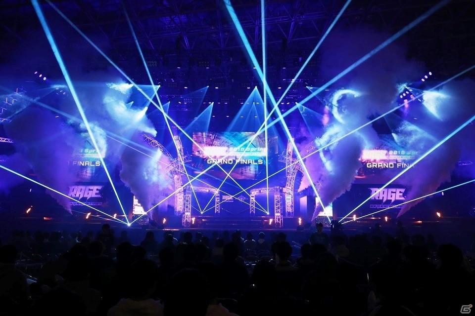 eスポーツ大会「RAGE 2018 Spring」が史上最大規模の来場者数2万、ネット視聴数700万超えを記録