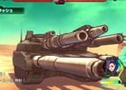 PS4/PS Vita「メタルマックス ゼノ」戦車「10式改」が初公開!愛車のカスタマイズ要素なども紹介