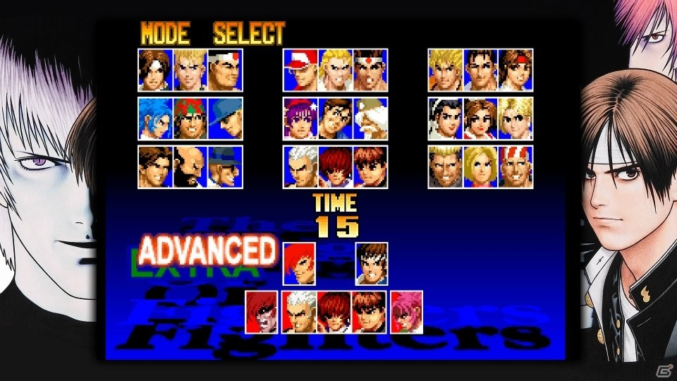 「THE KING OF FIGHTERS '97 GLOBAL MATCH」Steam版が配信!4月5日にはPS4版、PS Vita版がリリース