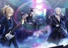 iOS/Android「イケメンライブ 恋の歌をキミに」さとい氏がキャラクターデザインを務めるバンドビジュアルが新たに公開!