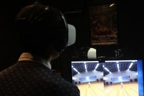 ネットカフェでマシュとアルトリアに気軽に逢える!「VIRTUAL GATE」メディア体験会「Fate/Grand Order VR feat.マシュ・キリエライト」プレイインプレッション