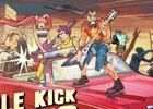 リズムゲームとシューティングゲームがエキサイティングに融合!PC「Double Kick Heroes」がSteamにて早期アクセスを開始