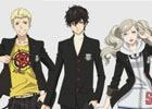 TVアニメ「ペルソナ5」SHIBUYA109コラボの詳細が発表!アニメイト渋谷でのミュージアムも開催決定