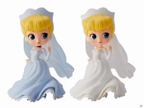 ディズニープリンセスたちが美しいドレス姿で登場する「Q posket Disney Characters」が4月26日よりアミューズメント施設に順次登場