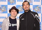 「プロサッカークラブをつくろう!ロード・トゥ・ワールド」セガフェス2018の生放送にサッカー元日本代表の久保竜彦さん登場!こだわりの特殊演出「光プレイ」も初公開
