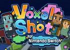 Nintendo Switch「Voxel Shot for Nintendo Switch」本日配信開始―コミカルな対戦メインのアクションゲーム
