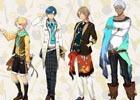 iOS/Android「パレットパレード」ゴーギャン(CV:斉藤壮馬)やムンク(CV:山下大輝)など、キャラクター声優第6弾が公開