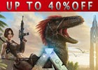 PS4「ARK:Survival Evolved」本体&関連商品が最大40%OFFで購入できるGWセールが開催!