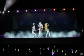 現実空間に天海春香が現れる!?アイドル達による新次元のステージが行われた「THE IDOLM@STER MR ST@GE!! MUSIC♪GROOVE☆」初日公演レポート