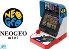 SNKブランド40周年を記念したゲーム機「NEOGEO mini」が発表!「NEOGEO」の名作・傑作タイトル40作品を内蔵