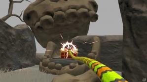 VR謎解きアクションアドベンチャー「Nyoro」がVRヘッドセット「Lenovo Mirage Solo with Daydream」に対応!