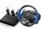 フォースフィードバック機能とベルトプーリー+ギア機構を搭載!PS4/PS3両対応ステアリングコントローラー「T150 PRO」が5月25日に発売