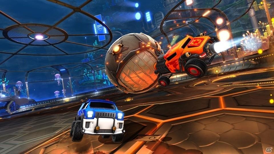 追加コンテンツ7種を一本に!PS4/Switch「ロケットリーグ コレクターズ・エディション」が7月26日に発売
