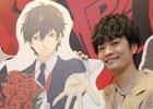 福山潤さんがカフェに参上!謎解きも楽しめる「セガコラボカフェ PERSONA5 the Animation」レポート