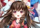 和風放置系RPG「百姫退魔-放課後少女-」がiOS/Android向けに配信決定!事前登録キャンペーンも実施中