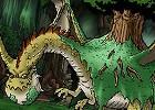 「ドラゴンクエストモンスターズ スーパーライト」地図ふくびきスーパーに「フォレストドラゴ」「イーブルフライ」が登場!